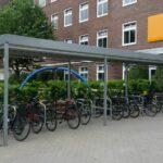 Fahrradüberdachung Economy