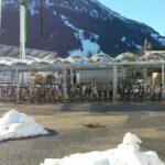 Fahrradüberdachung Fornix, Reihenanlage