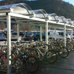 Fahrradüberdachung Fornix