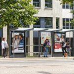 Wartehalle Metropole in Erfurt