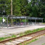 Fahrradüberdachung Ala