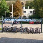 Fahrradüberdachung Aquila