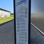 Hygiene Kabine Puro - Hygieneanweisungen rechte Seite