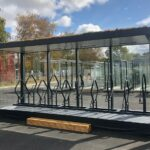 Fahrradüberdachung Progress
