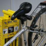 Fahrrad Reparaturstation Pro - Radaufhängung
