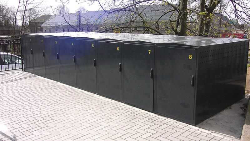 bike box flat