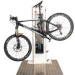 Fahrrad Reparaturstation Premium - Aufhängung
