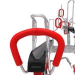 Doppelstockparker EasyLift 500D Handgriff