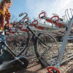 EasyLift Premium Fahrrad-Abstellung