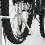 Fahrradständer Strap, Reifen