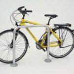 Fahrradständer Trust mit Fahrrad